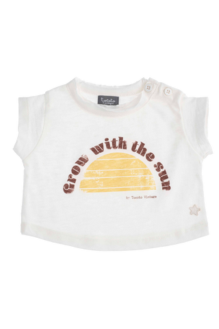 """Grow With The Sun"" T-shirt"