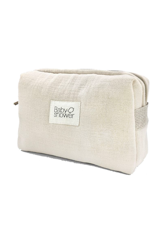 Camila Toiletries Bag Cloud Powder