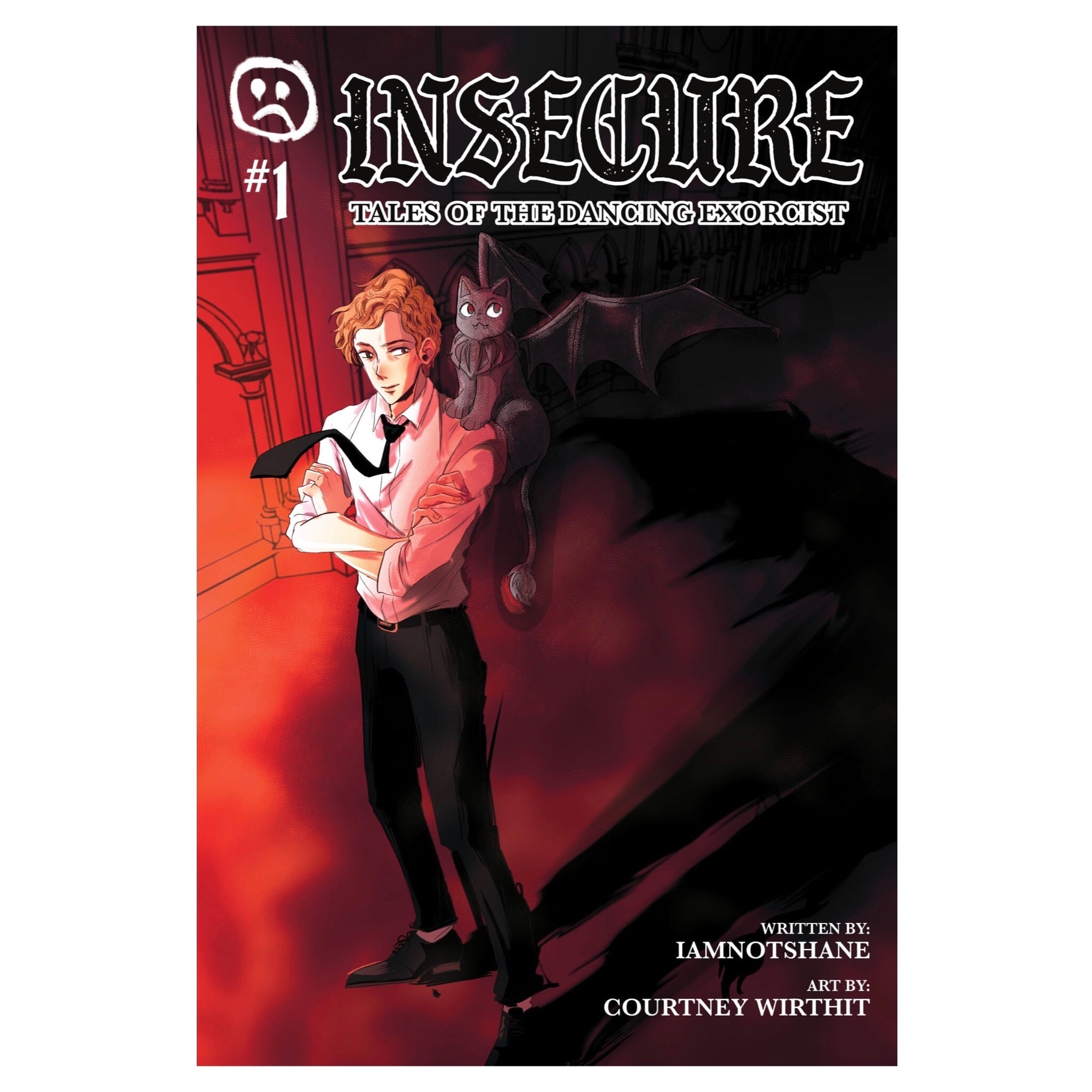 INSECURE: TALES OF THE DANCING EXORCIST, ISSUE #1