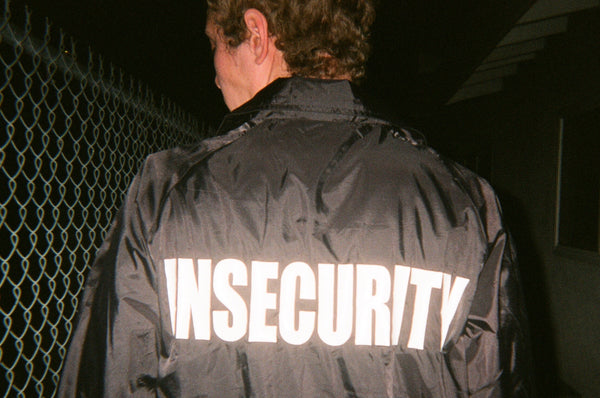 INSECURITY Jacket