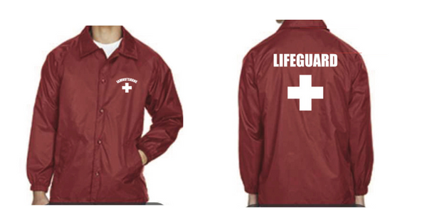 Lifeguard Jacket