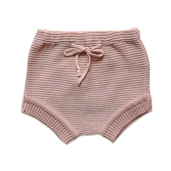 The Bon'Knit Bloomers ~ Mauve