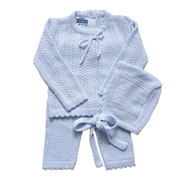 James Set ~ Baby Blue