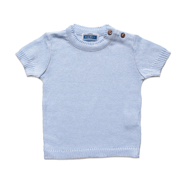 Chico Shirt  ~ Baby Blue