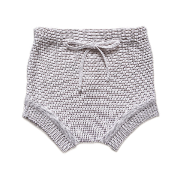 The Bon'Knit Bloomers ~ Light Grey