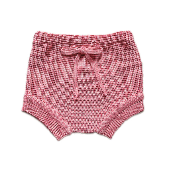 The Bon'Knit Bloomers ~ Coral