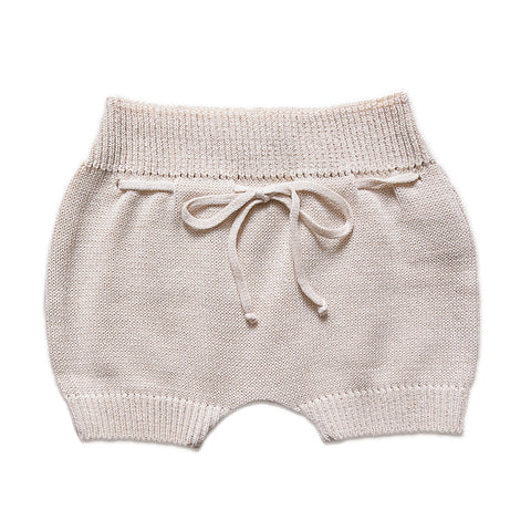 The Bubble Shorts ~ Beige