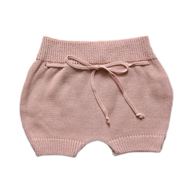 The Bubble Shorts ~ Mauve