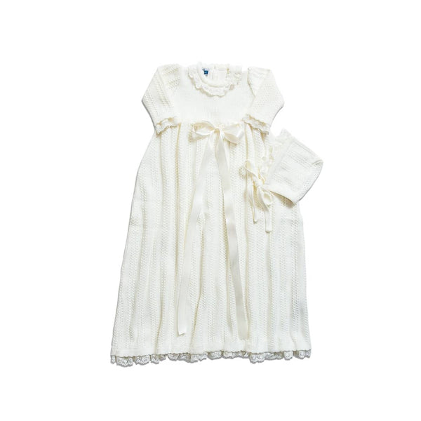 The Bon'Knit Baby Gown