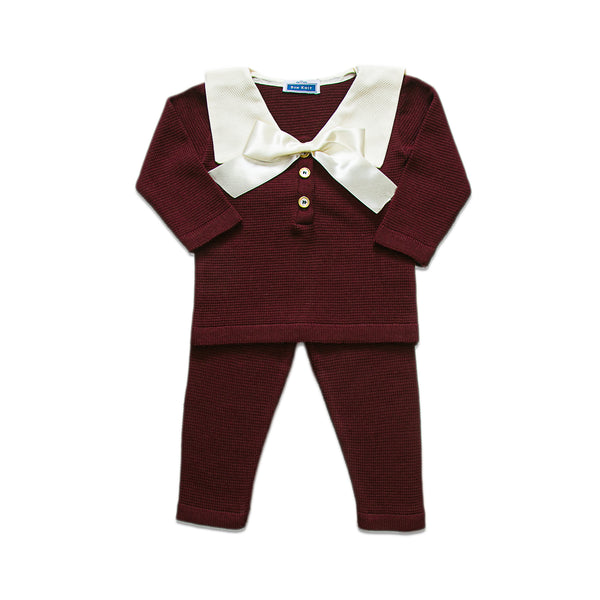 Archie Set ~ Burgundy