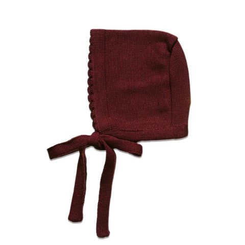 The Bonnet ~ Burgundy