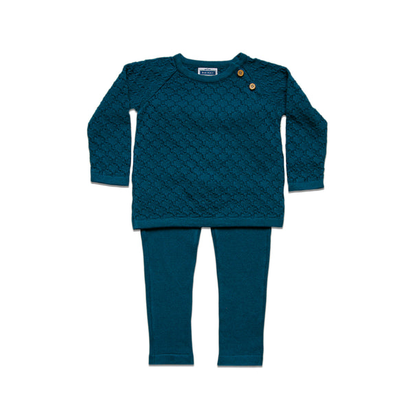 Asher Set ~ Teal