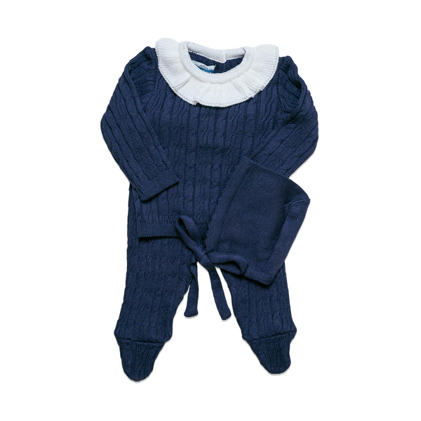 Alex Set ~ Navy