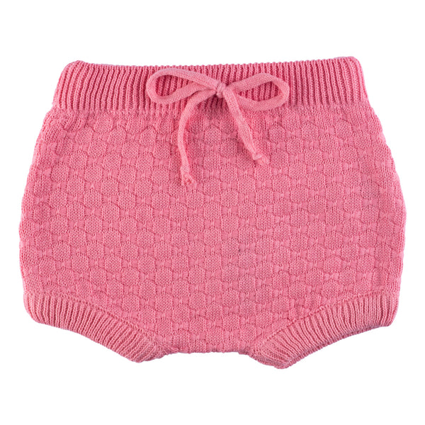 Knit Bloomers ~ Coral
