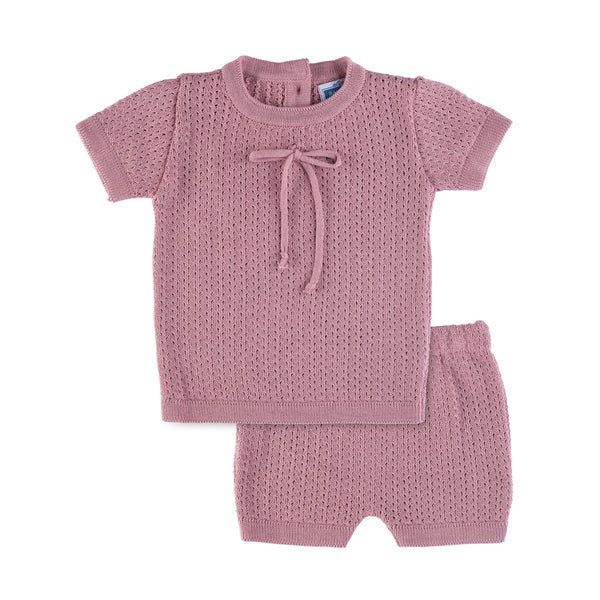 Finley Set ~ Dusty Rose