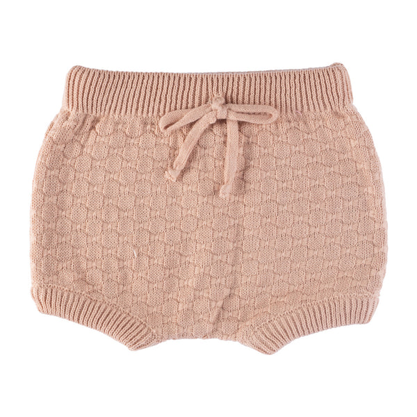 Knit Bloomers ~ Salmon