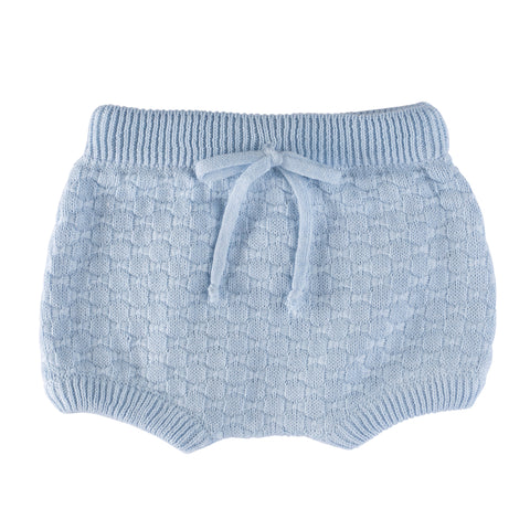 Knit Bloomers ~ Baby Blue