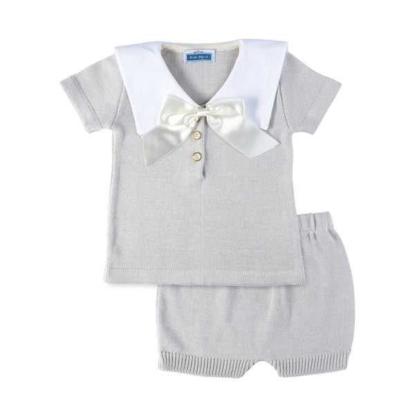 SS Archie Set ~ Cloud Grey
