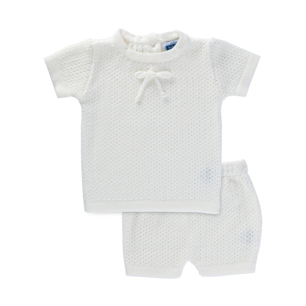 Finley Set ~ Off White