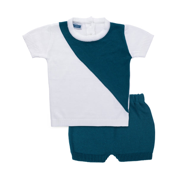 Nathan Set ~ Teal