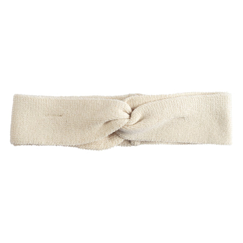 Braid Headband ~ Beige