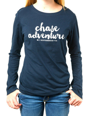 Child's Chase Adventure Longsleeve