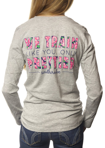 Child's Train Prettier Longsleeve