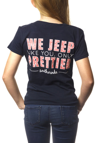 Child's Jeep Prettier Tee