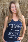 Strength Is Beauty Tank