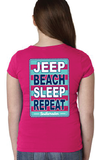 Child's Jeep Beach Tee