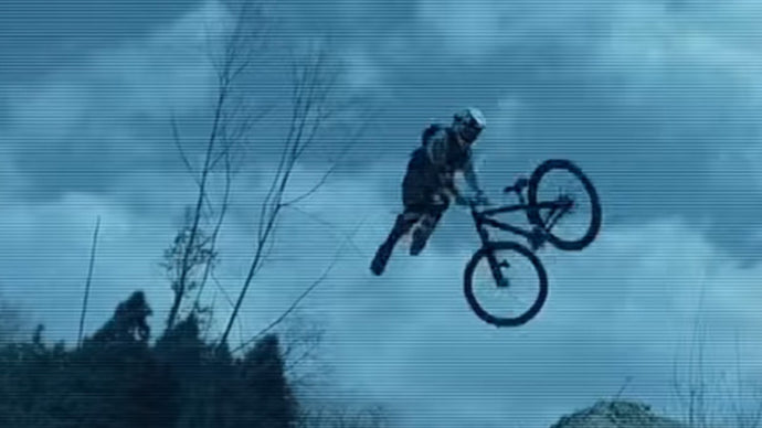 "Carlo Missidenti on Sound for Downhill MTB Film ""Ride"""