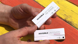 Invisible Lav Covers Original and Fur Outdoor Comparison at Lake Havasu, Arizona