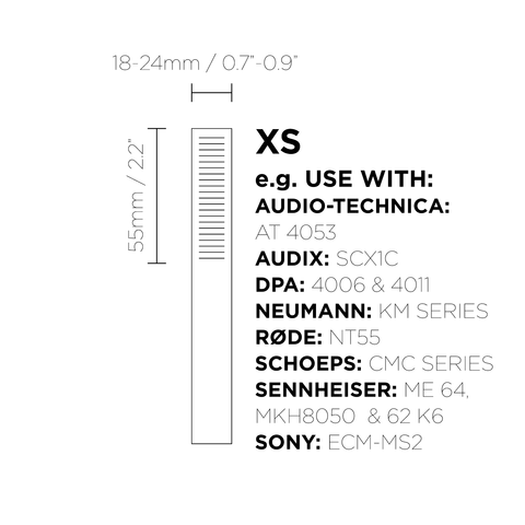 Size Guide - XS