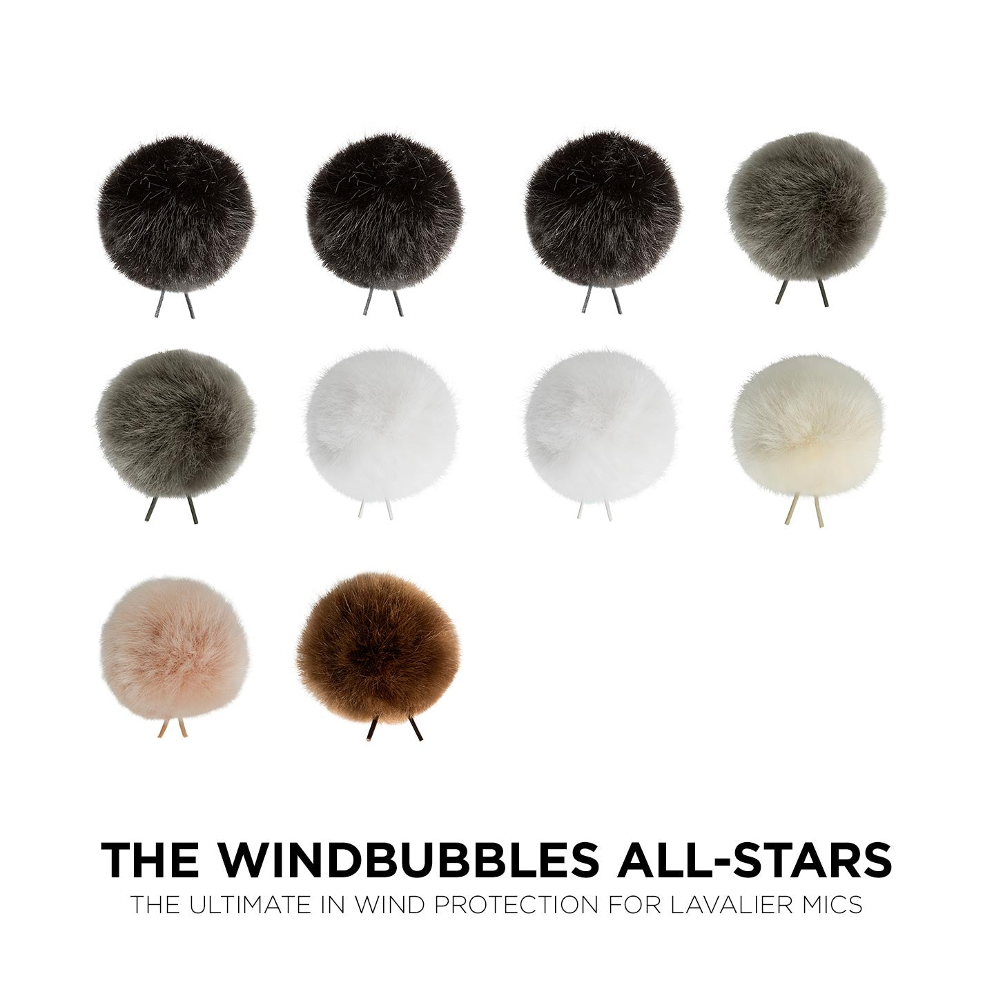 The Windbubble All-Stars
