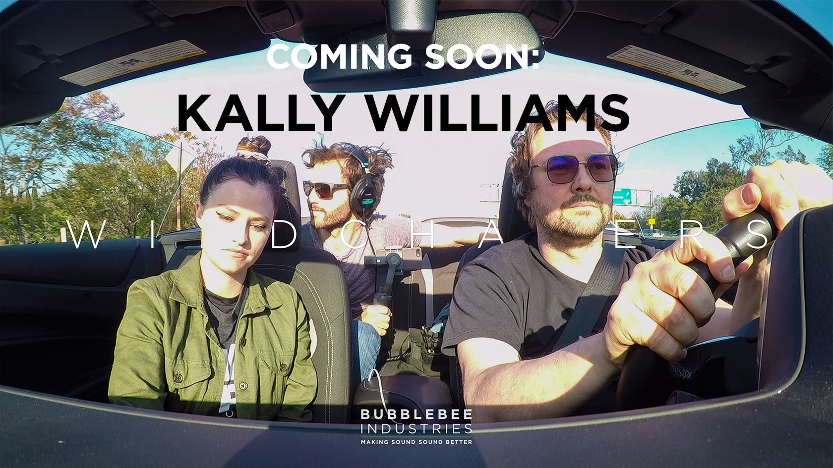 Coming soon - Kally Williams