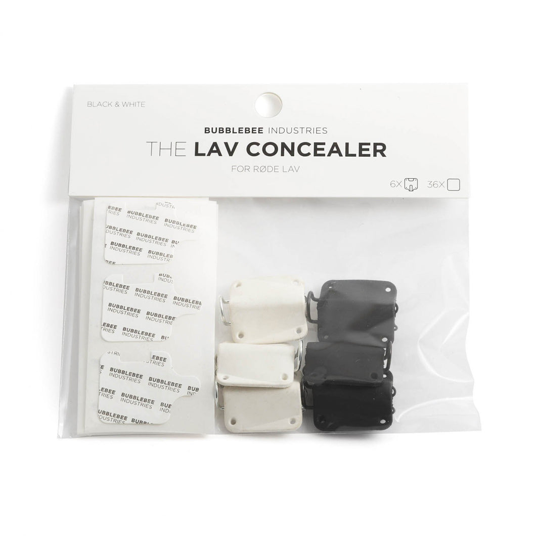 The Lav Concealer for RØDE Lavalier (6-Pack)