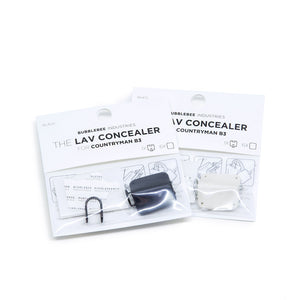 The Lav Concealer for Countryman B3 (Single)