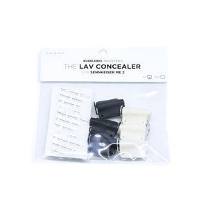 The Lav Concealer for Sennheiser ME 2 (6-Pack)