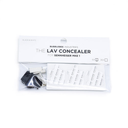 The Lav Concealer for Sennheiser MKE 1 (6-Pack)