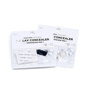 The Lav Concealer for Sennheiser MKE 1 (Single)