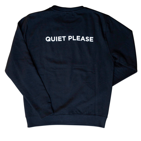 The Quiet Please Sweater