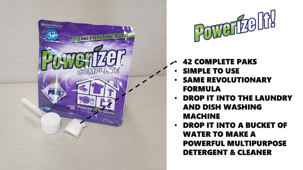 powerizer complete cleaner