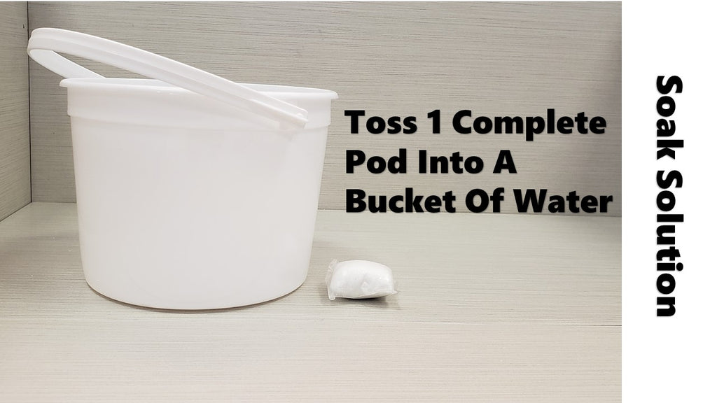 Powerizer Complete Pod and Bucket Image