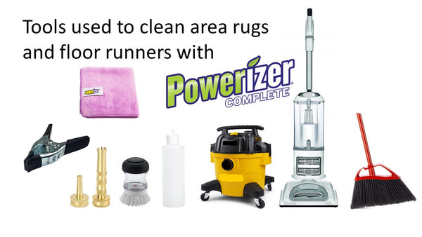 Spring Clean Runner And Area Rugs