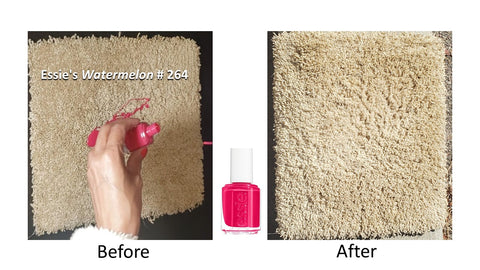 How To Remove A Fresh Nail Polish Spill From Your Carpet