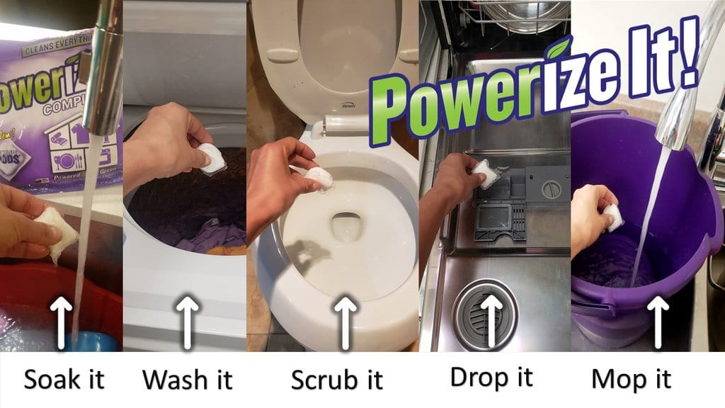 Powerizer Launches New Powerizer Complete Cleaning Pods