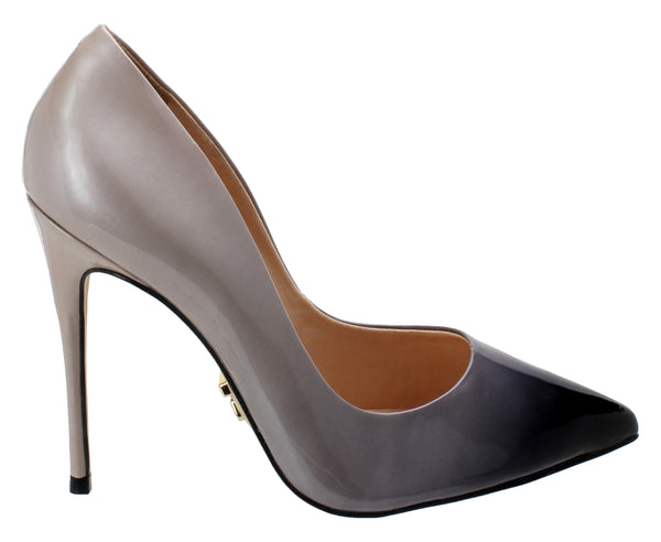 CHERLY- DRESS PUMP LEATHER SFUMATO PEROLIZED BELLA .