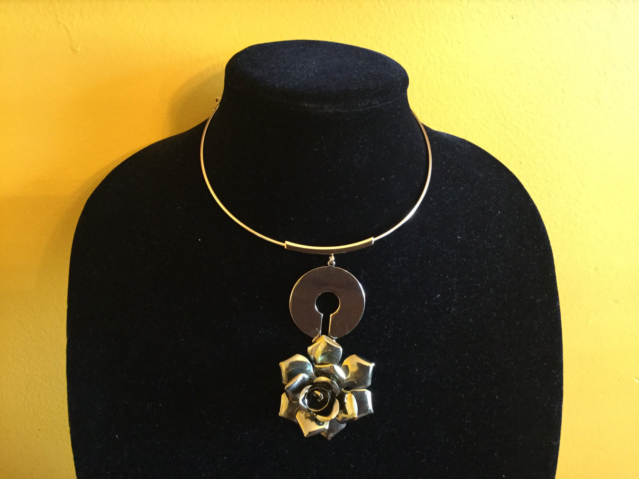 Blossom Rose Necklace