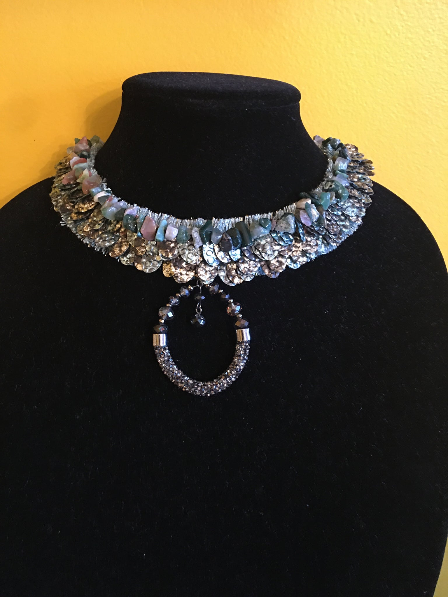 Antique Victorian Necklace.