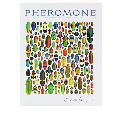 Pheromone - The insect artwork of Christopher Marley*